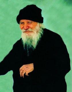 Πνευματικοί Λόγοι: Άγιος Πορφύριος Καυσοκαλυβίτης: «Αὐτὸ ποτὲ νὰ μὴν ...