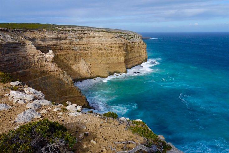 Geheimtipp: Whalers Way - Südspitze Eyre Peninsula - schönstes, senationelles Südaustralien! Spektakuläre Küste, das älteste Cape Carnot, Felsspalten, Wildlifen & Naturwunder!