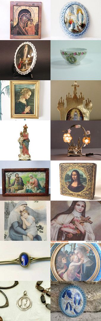 Signe du Zodiaque: Vierge  by Marion on Etsy--Pinned+with+TreasuryPin.com
