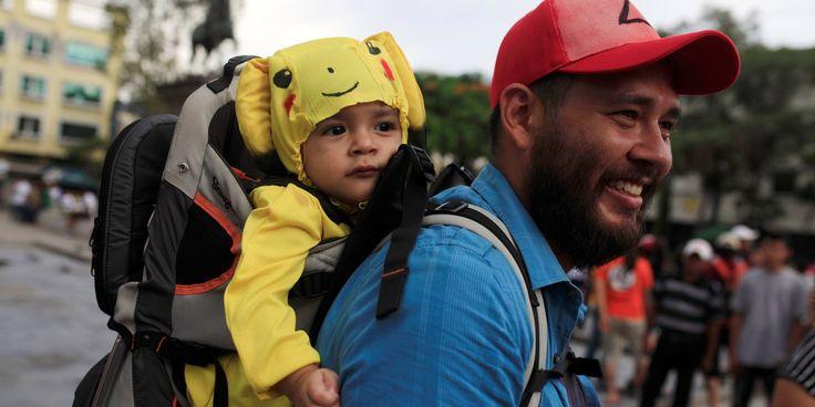 Pokémon GO: Sbarca la mania di dare il nome dei Pokémon ai propri figli