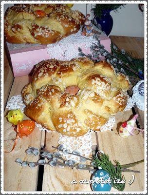 A szeretet íze: Görög húsvéti kalács: