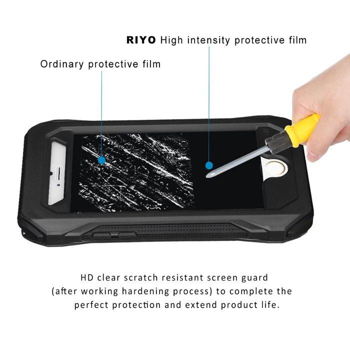 US Direct | RIYO IP68 Waterproof Shockproof Dirtproof Snowproof Case For iPhone 6 Plus