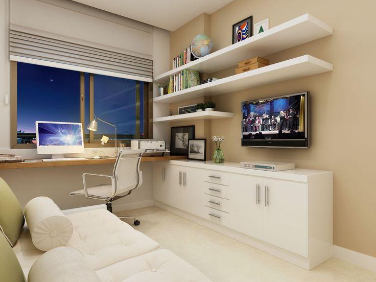 Escritório do apartamento 1408