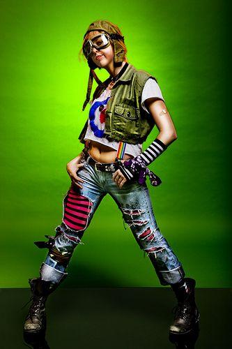 Tank girl #cosplay