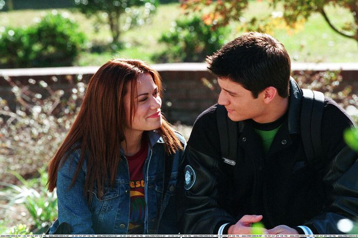 "I will ""always and forever"" think Naley are relationship goals."