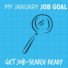 Spring grads: Get Job-Search Ready in January