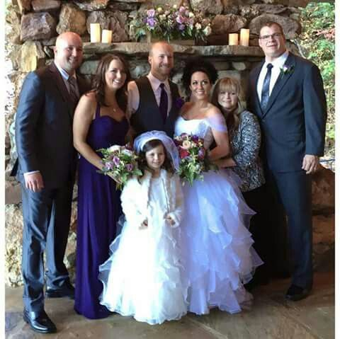 Wwe wedding
