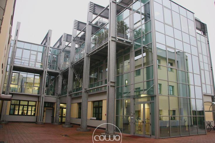 Spazio di coworking a Parma presso la sede della CNA, Confederazione Nazionale Artigianato. Affiliato alla Rete Cowo®. http://www.coworkingproject.com/coworking-network/parma-cna/