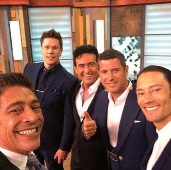 558 best images about il divo on pinterest the impossible wicked game and watches - Il divo biography ...