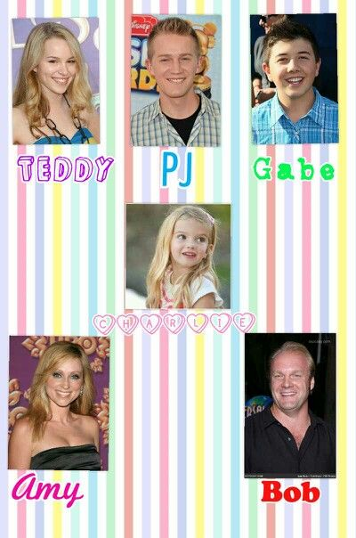 Cast of Good Luck Charlie