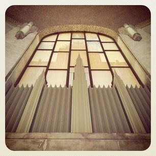 Art Deco War Memorial in Sydney