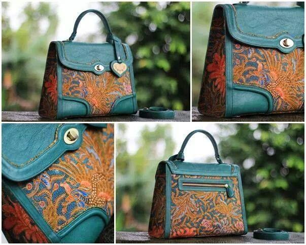 1000+ images about batik bag collections on Pinterest