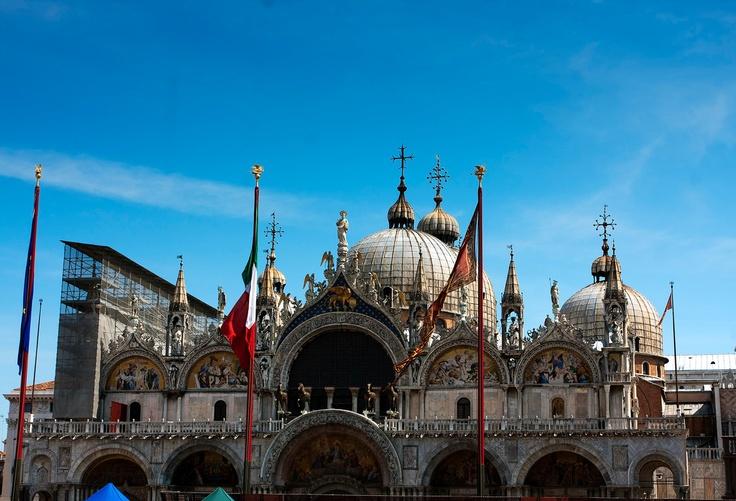 St #Mark's #Basilica #Italy