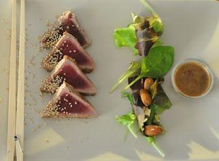 Denny Chef Blog: Tataki di tonno