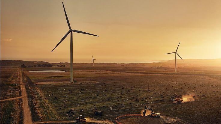 Best 20 Wind Farms Ideas On Pinterest Renewable Energy
