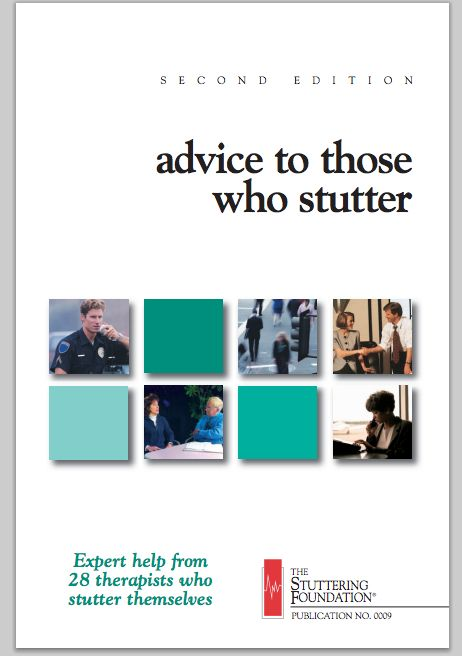 22 best fluency images on pinterest speech language therapy neely from the book advice to those who stutter dear fellow stutterer if you are an adult who has stuttered most of your life you have probably trie fandeluxe Images