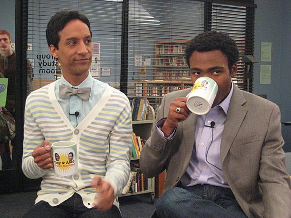 troy and abed in the morning mug www.f--f.info 2017