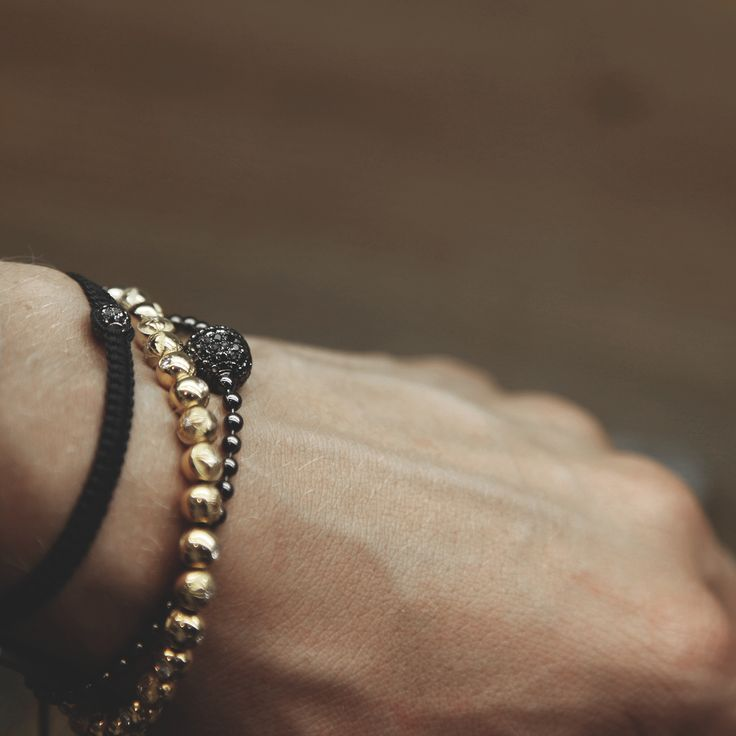 """Want to hear about the latest men's jewellery trend? Read our latest blog post """"Wrist Action"""" at http://www.fairfaxandroberts.com.au/press/"""