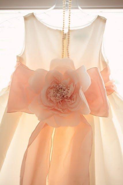 Weddings: ZsaZsa Bellagio/flower girl