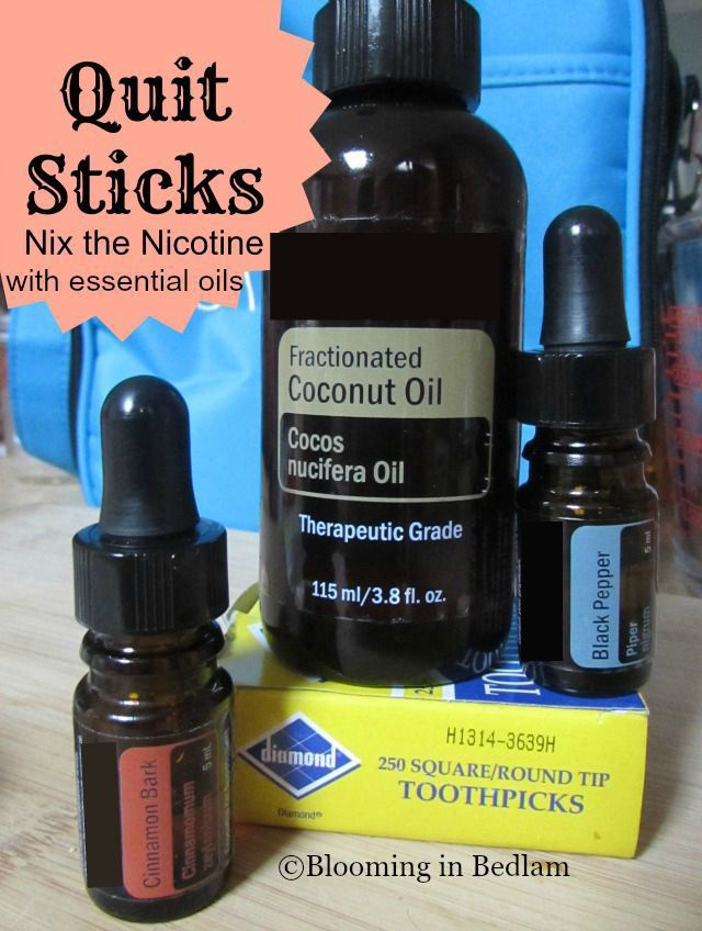 Soothe those anxious feelings and cravings naturally to help you quit smoking faster