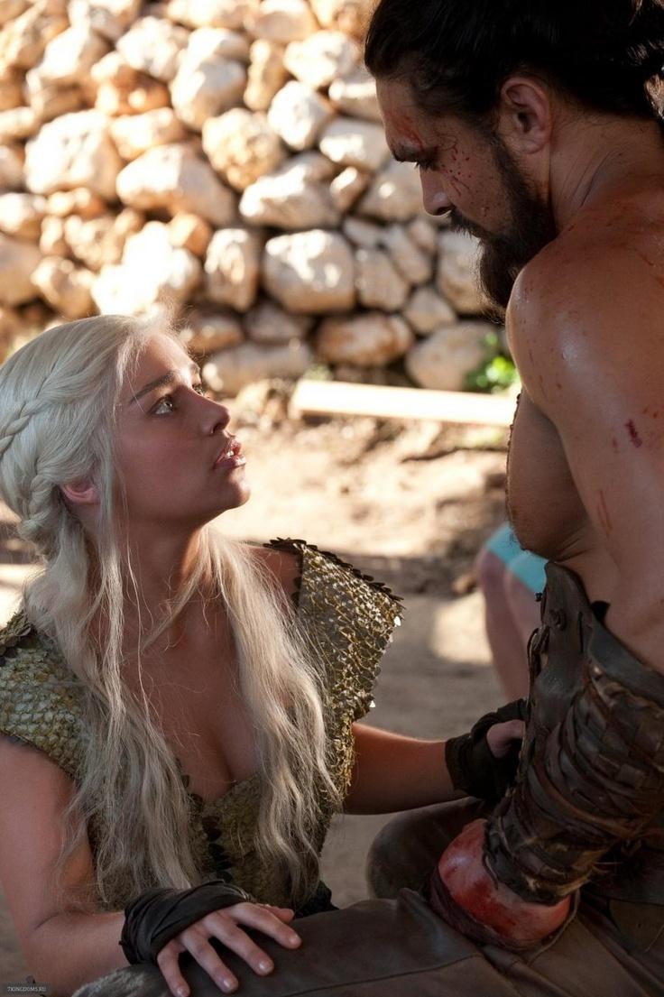 Daenerys targaryen and khal drogo wallpaper daenerys targaryen wedding - Khaleesi Khal Game Of Thrones 3game Of Thrones Imageskhal Drogojason Momoadaenerys Targaryendaenerys