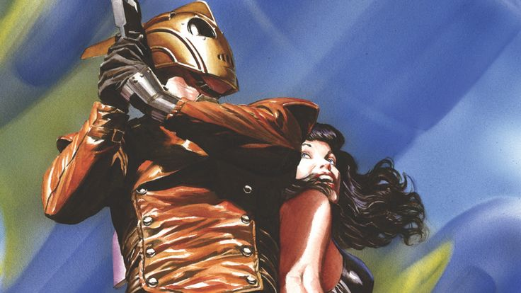 Kid-friendly Rocketeer from Disney... Disney Is Doing an Animated TV Reboot of The Rocketeer With a New Female Hero