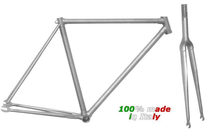 Montalbetti Telaio Messenger Sabbiato - Store For Cycling