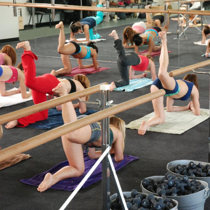 Barre Workouts At-Home