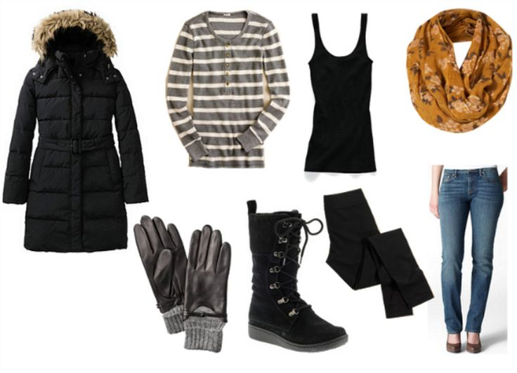 Cold, Colder, Coldest: 4 Layered Looks for Winter - College Fashion