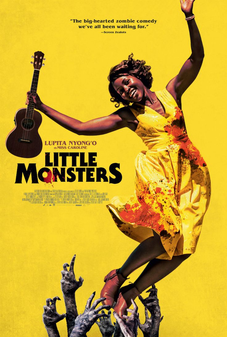 New Trailer & Poster For Zombie Comedy LITTLE MONSTERS