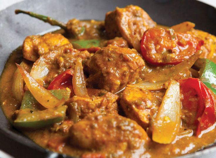 Hairy Bikers Chicken Jalfrezi - Get this chicken curry recipe and loads of other mint tips with our Diet Club! Join Now!