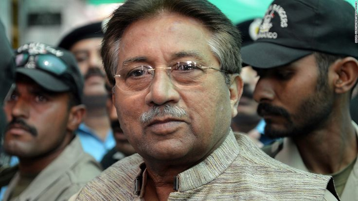 Bhutto murder case: Musharraf declared fugitive
