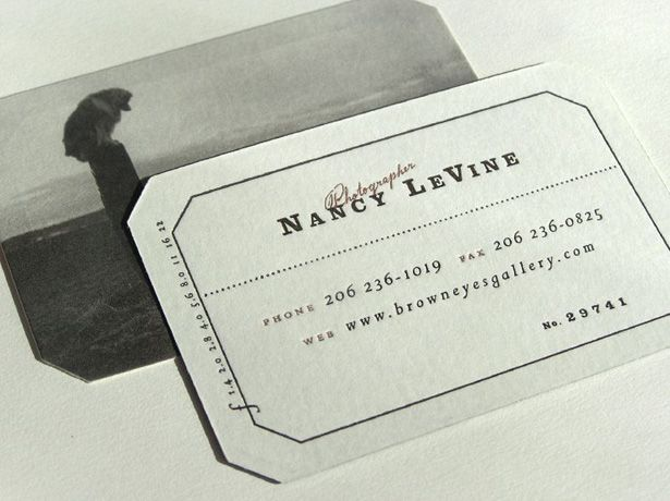 How to Design Your Business Card photo
