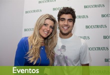 Beauty Fair Bio Extratus Caio Castro