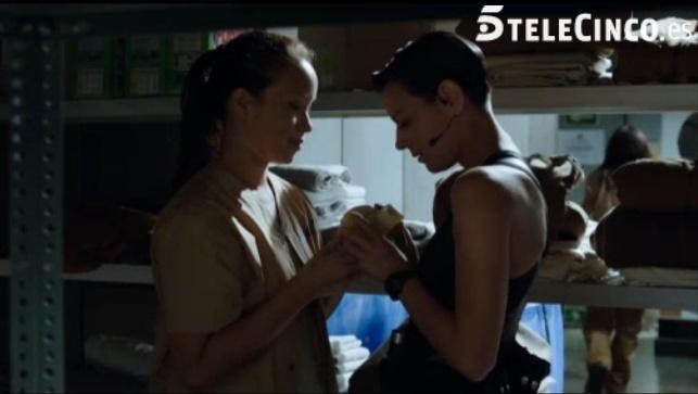 La Fuga. Nuovo telfilm spagnolo. Lesbiche comprese (e come somiglia a Tierra de Lobos!)