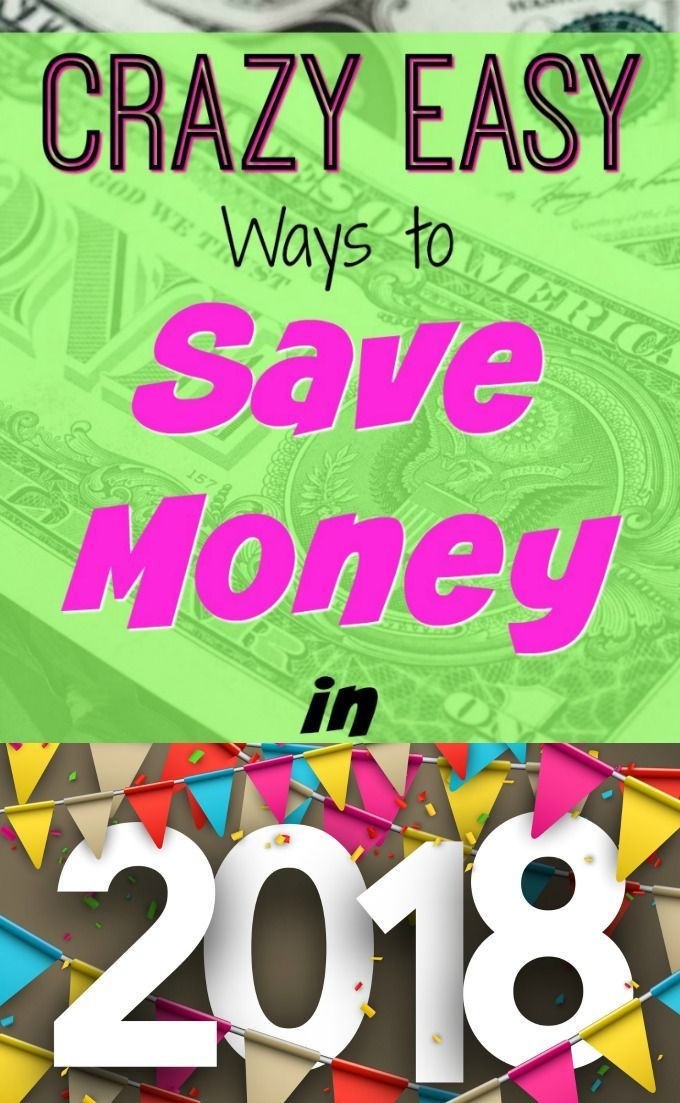 Super easy ways to save money in 2018! Stretch your budget farther with these simple apps and websites. Hassle free ways to add more income without a side hustle! #budget #savemoney #savingmoney
