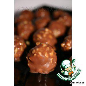"""Конфеты """"Шоколадно-ореховое безумие"""""""