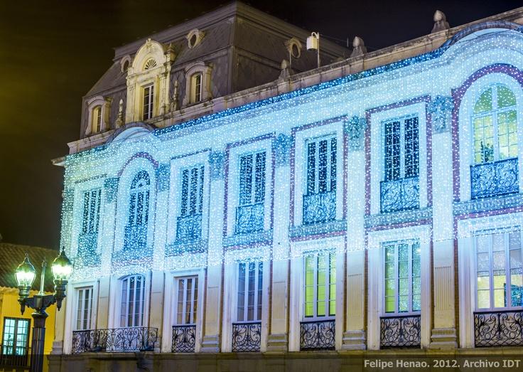 Palacio Lievano. Navidad 2012