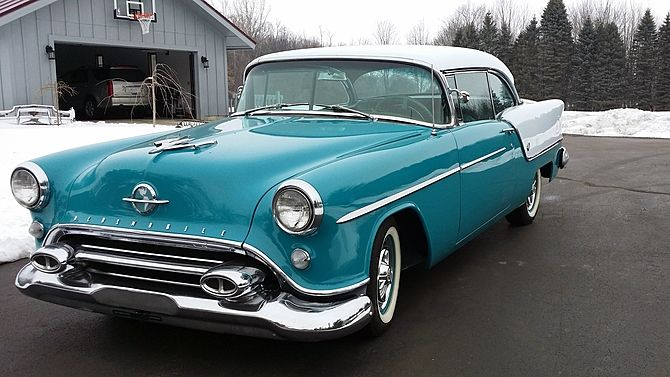 1954 Oldsmobile Super 88 371 CI