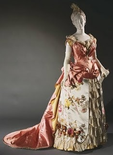 The Last Doll Standing: Charles Frederick Worth.Charles Fredrick, Charles Frederick, Evening Dresses, Fashion, Fredrick Worth, 1886 1887, Philadelphia Museums, Ball Dresses, Dresses Charles