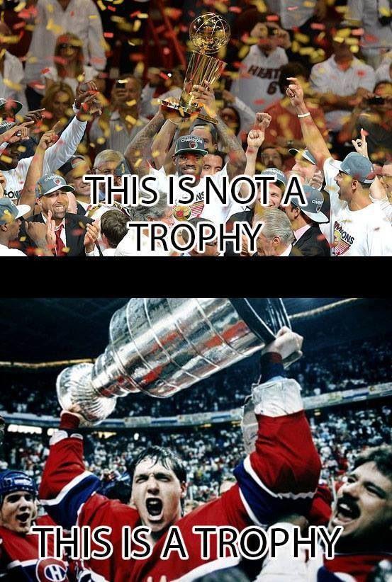Hockey!!...We are definitely not basketball fans! haha