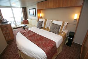 Celebrity Eclipse - Profile and Photo Tour: Celebrity Eclipse - Cabins and Suites