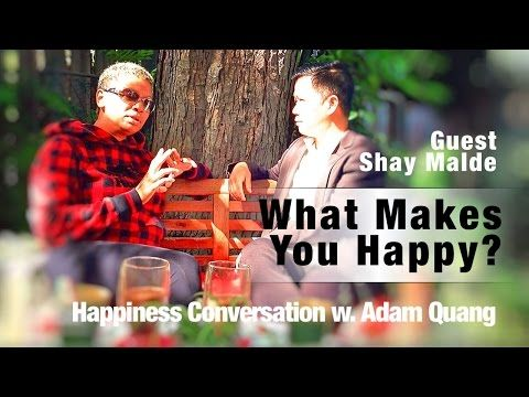 What Makes You Happy? - YouTube