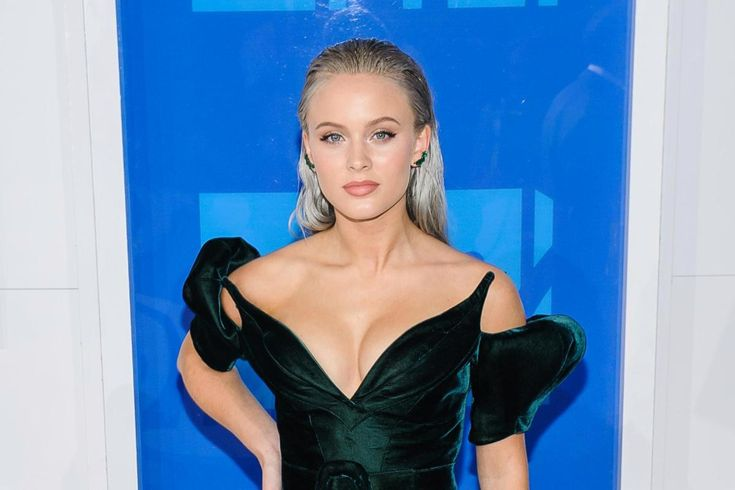 Swedish Singer And Songwriter Zara Larsson On Performing And Partying  #zaralarsson
