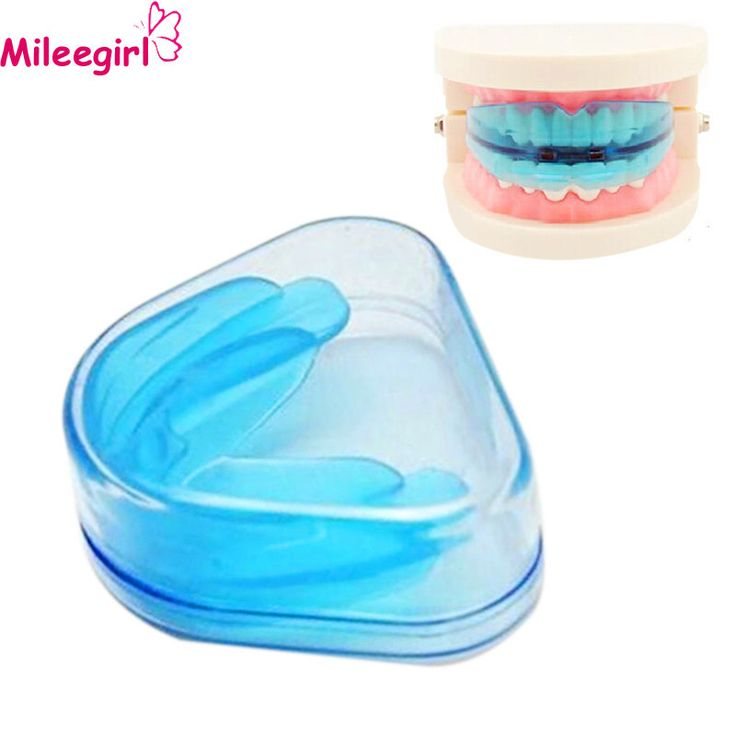 Mileegirl Utility Tooth Orthodontic Appliance,Blue Silicone Pro Alignment Braces,Oral Hygiene Dental Care Equipment For Teeth http://getfreecharcoaltoothpaste.tumblr.com
