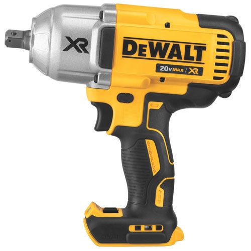 New Dewalt DCFB v MAX XR Brushless High Torque Impact Wrench w