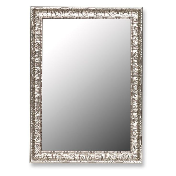 Bathroom Mirrors Made In Usa best 25+ silver wall mirror ideas on pinterest | silver walls