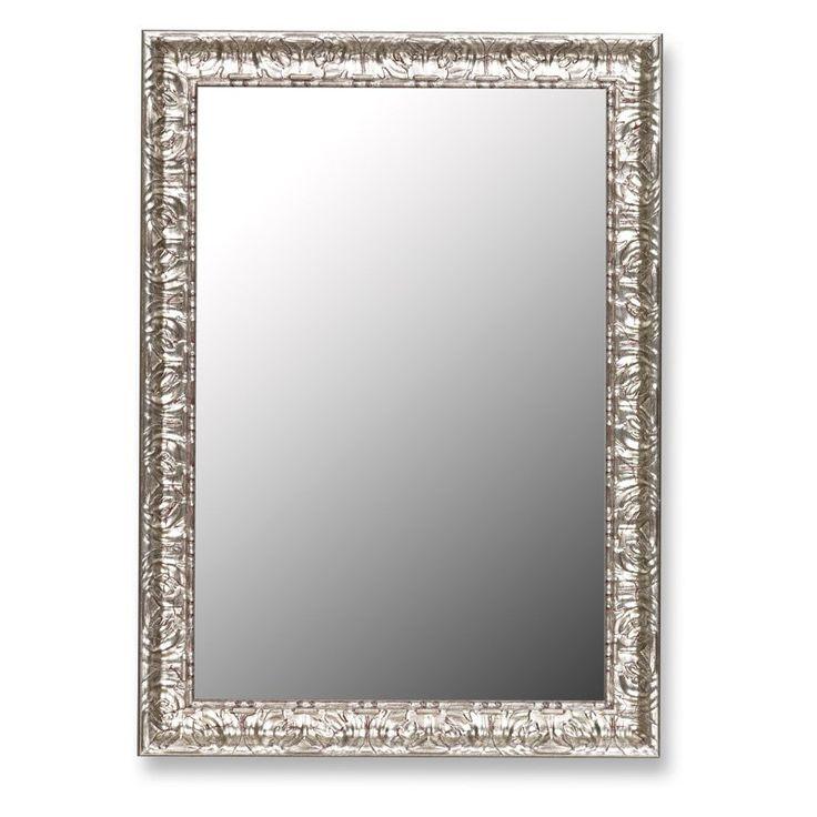 Elegant Wall Mirrors best 25+ silver wall mirror ideas on pinterest | silver walls