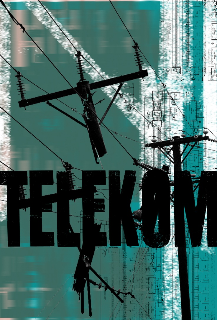Show poster from a band i play in artist telek m design dan