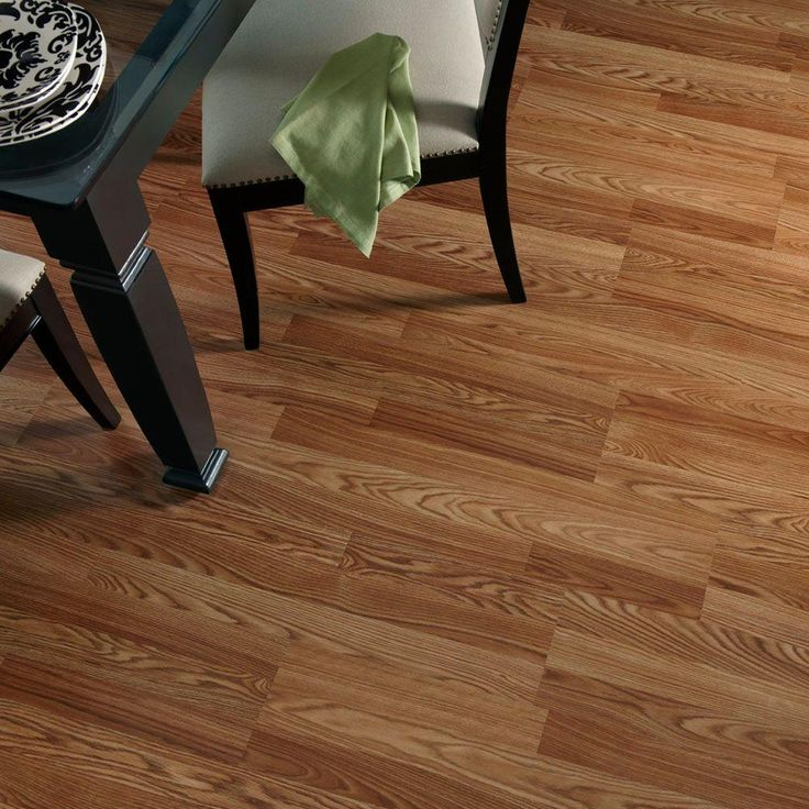 Pennsylvania Traditions Oak 12 Mm Thick X 7.96 In. Wide X 54.37 In. Length Laminate  Flooring (15.04 Sq. Ft. / Case)